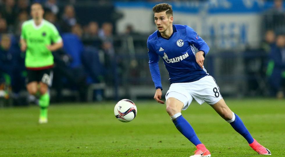 Leon Goretzka- Schalke