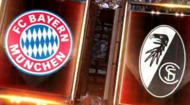 hasil bayern munchen vs freiburg