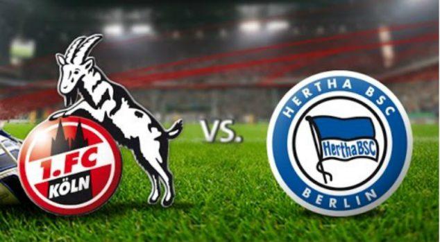 prediksi Colonia vs Hertha Berlin