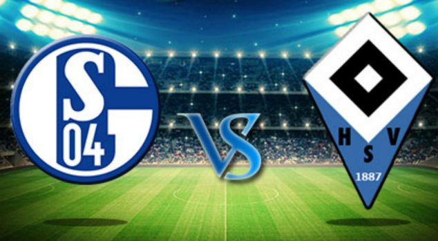 jadwal schalke 04 vs hamburger sv